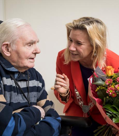 Oudste inwoner van Heerde (104) heeft meerdere keren feest