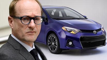 """Weyts: """"Een minister heeft een wagen met enige standing nodig, geen Toyota 'Corollo'"""""""