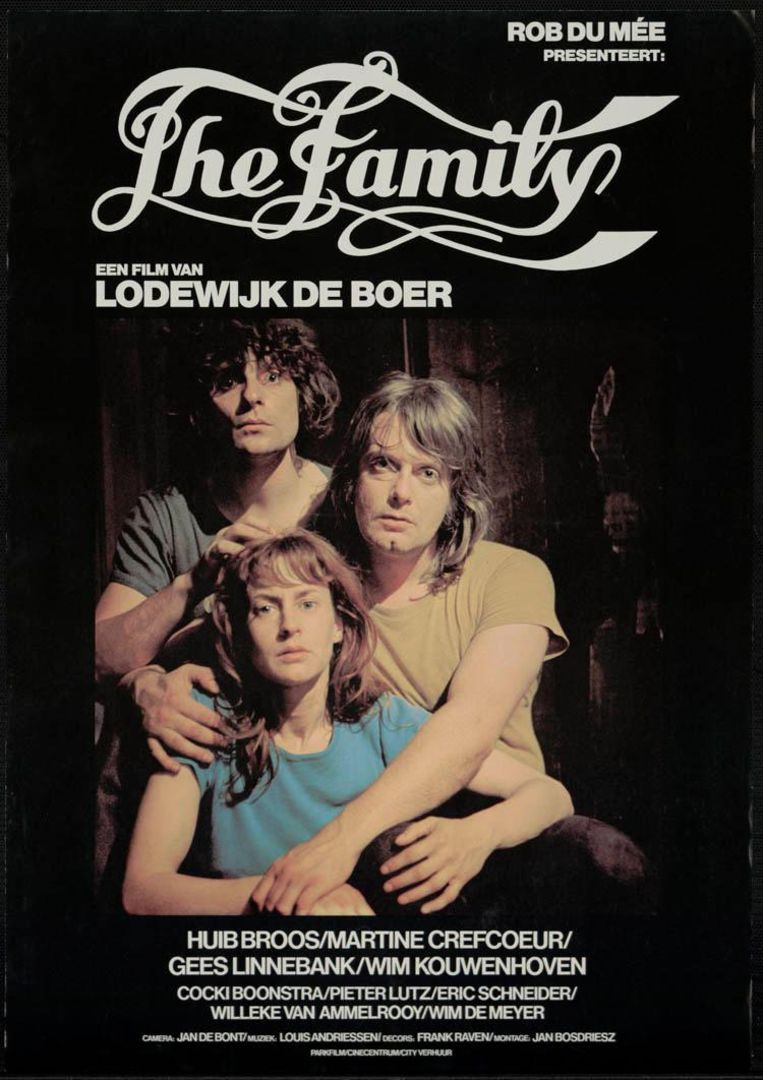 The Family affiche 1972 Beeld RV