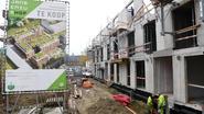 Primeur in Vlaanderen: woonwijk verwarmd via koudenet