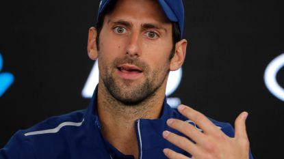 """""""Djokovic, die al meer dan 90 miljoen euro bijeen mepte, slaat collega's met verstomming door op meeting te stellen dat zij nóg meer prijzengeld verdienen"""""""
