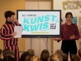 Kinderkunstweek geopend