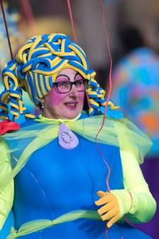 Opwarmen voor carnaval met de eerste optocht in Braamt