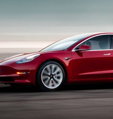 Tesla Model 3 krijgt het nog zwaar