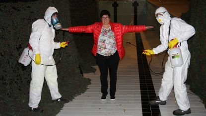 Halloweenalarm: gevaarlijk virus vastgesteld in oud zwembad