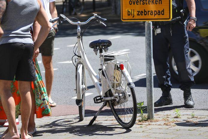 Meisje op de fiets aangereden in Oss
