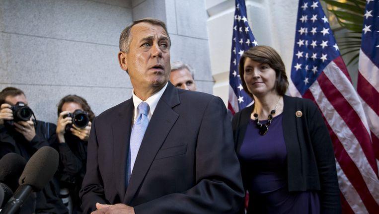 John Boehner Beeld ap