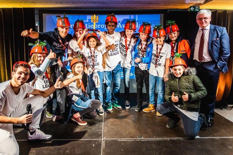 Vier teams stoten door naar de Benelux-finale: Stem City (Sint-Jozefsinstituut Bokrijk), Legomasters (Vrije Basisschool Lommel-West), Traffic Stars (BS Merlijn Tongeren) en City Builders (BS De Eik Wellen).