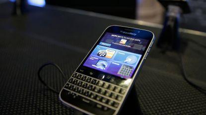 Marktaandeel BlackBerry: 0 procent