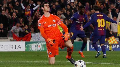 'El Rey' Messi scheurde Chelsea aan flarden. Met een Belg als voornaamste pineut