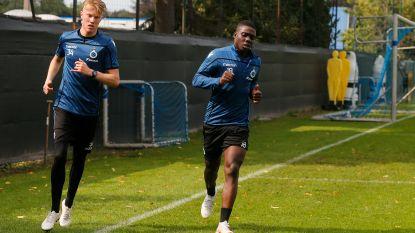 FT België (11/9). Nakamba traint weer mee met de groep - Red Flames willen record - Anderlecht-talent naar NEC