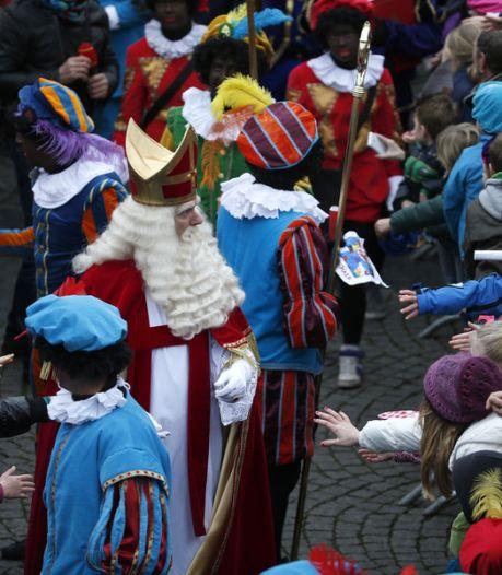 'Sint werd beveiligd door arrestatiepieten'
