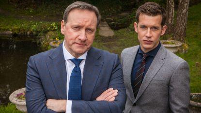 """Exclusief op de set van 'Midsomer Murders': """"Amusant, al die gekke moorden"""""""