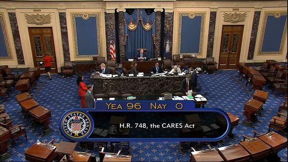 Het wetsvoorstel werd unaniem goedgekeurd.