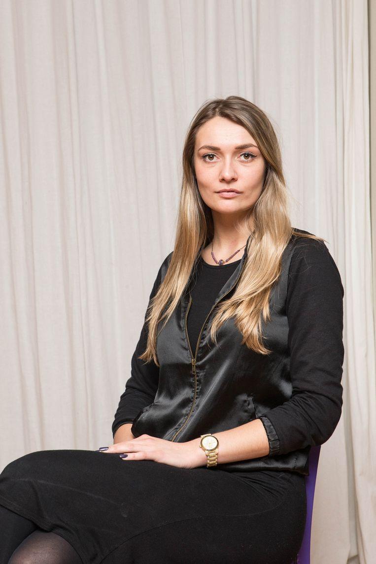 Daria Bukvic verliet met haar moeder de Bosnische stad Tuzla toen ze 3 was. Beeld Cigdem Yuksel