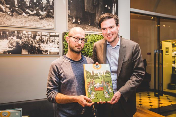 boek LAM van Pieter De poortere