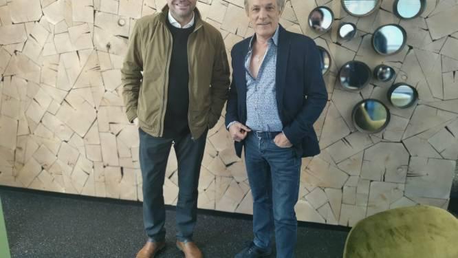 """Steve Tielens zingt emotioneel duet met Salim Seghers: """"Hulde aan mijn overleden vader"""""""