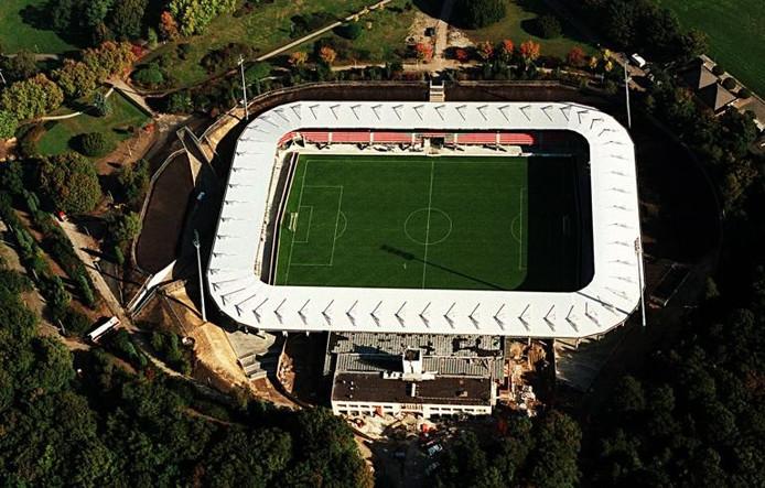 Het Goffert-stadion.