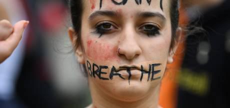 Influencers bekritiseerd voor het uitmelken van protestmarsen en 'smakeloze posts'