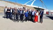 """Nieuwe, hogere brug in Eindhout ingehuldigd: """"Capaciteit van Albertkanaal met kwart verhogen"""""""