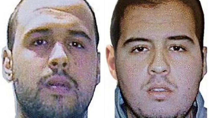 De broers Ibrahim en Khalid El Bakraoui bliezen zichzelf op 22 maart op. 32 mensen kwamen om, ruim 300 mensen raakten gewond.