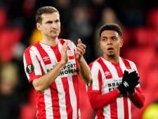Schwaab baalt van eerste helft tegen Rosenborg: 'Dat moet tegen Feyenoord beter'