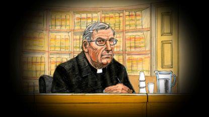 """Voor kindermisbruik veroordeelde kardinaal Pell vecht straf aan: """"Misbruik was fysiek onmogelijk"""""""