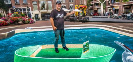 Chris Schram hoeft er niet lang over na te denken: 'Ik pleit voor Pim Fortuynkade'