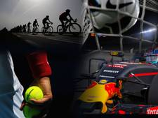 Sport vandaag: voetbal, Ahoy, wielrennen en WK skiën