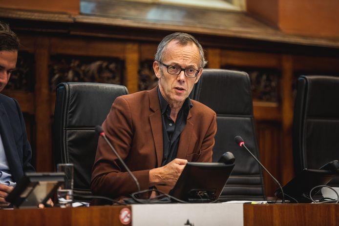 Schepen voor Mobiliteit Filip Watteeuw (Groen) wil de leefbaarheid in de wijken verbeteren.