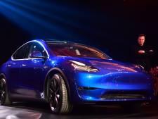Tesla Model 3 als SUV: productie Model Y begint volgend jaar