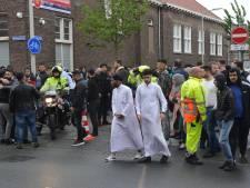 Honderden mensen in Den Haag nemen afscheid van slachtoffers auto-ongeluk