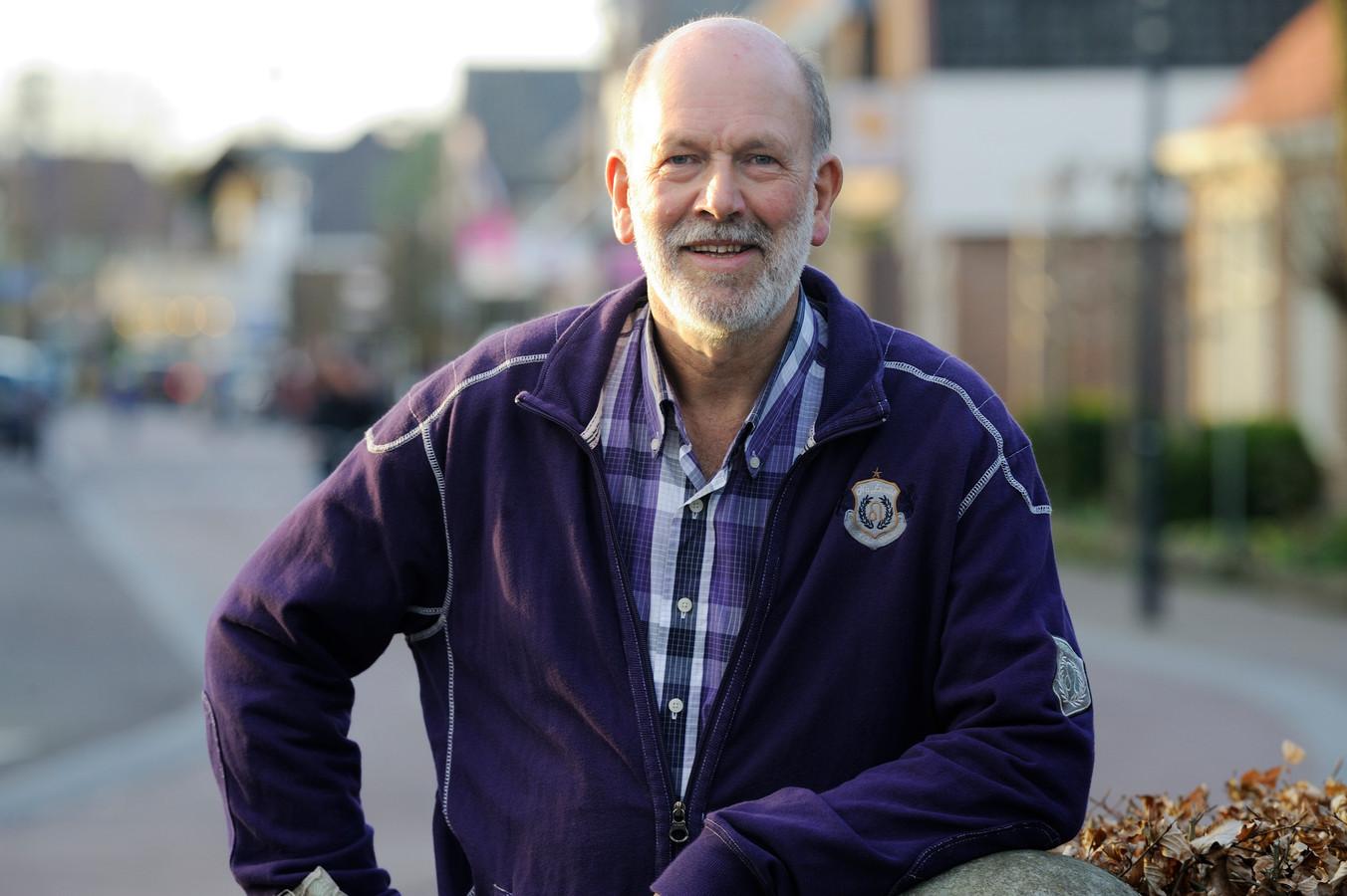 Gerard Mensink stopt dit jaar als voorzitter van de Dorpsraad Hellendoorn. Hij was elf jaar bestuurslid, waarvan de laatste acht als voorzitter.