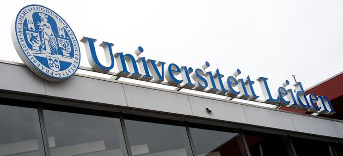 Exterieur van de Universiteit Leiden