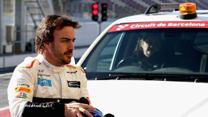 """Fernando Alonso: """"Ik wilde stoppen met Formule 1"""""""