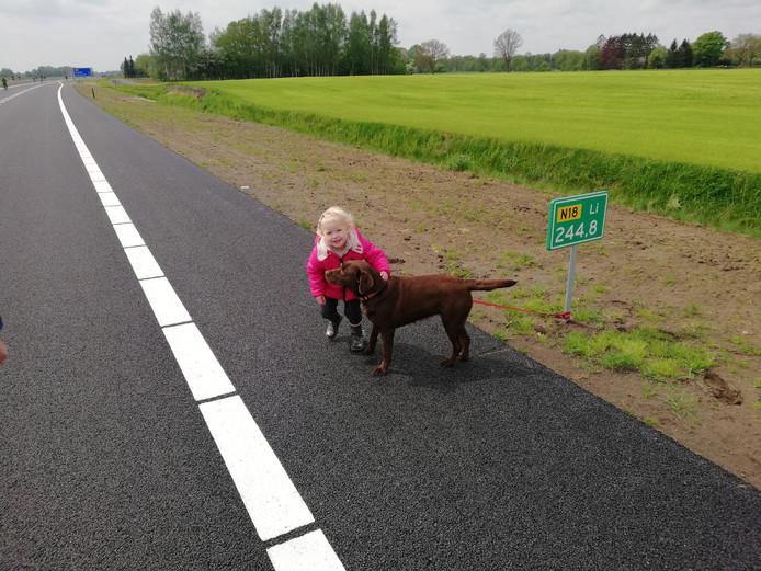 De familie Temmink uit Haaksbergen stuurde bovenstaande foto in.