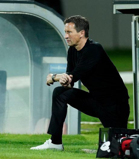Schmidt is tevreden dat PSV gefocust bleef tegen NS Mura: 'In een wedstrijd als deze kun je alles vergooien'