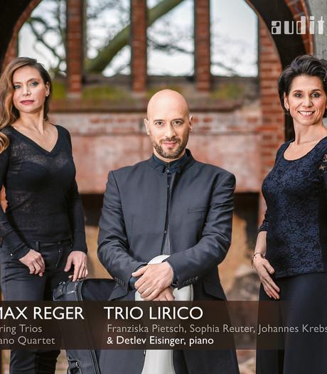 Waar droomdebuut voor Trio Lirico