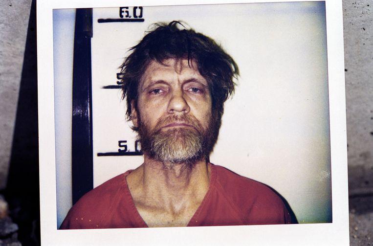 Unabomber Ted Kaczynski. Beeld HH