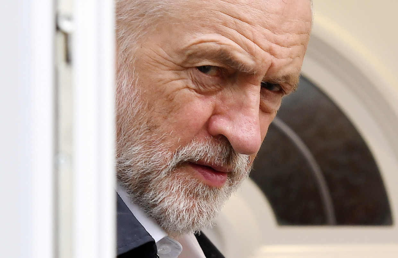 Labour-leider Jeremy Corbyn
