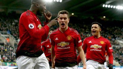 Supersub: Romelu Lukaku start 2019 als tweede keus bij Manchester United, maar scoort als invaller na 38 seconden