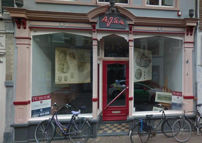 De voormalige bakkerij Stolk.