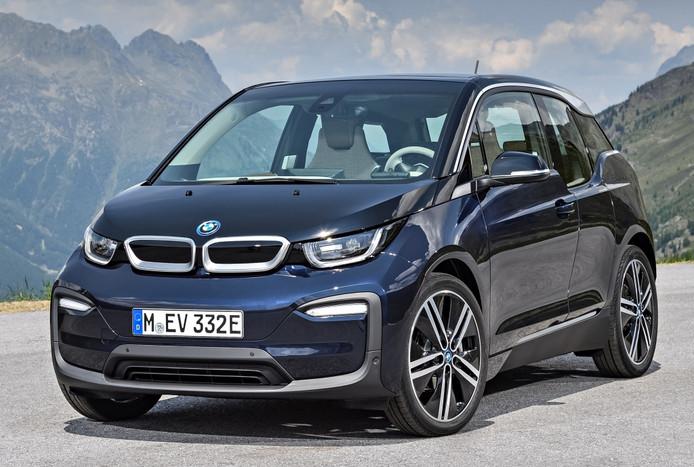 Op dit moment is de i3 de enige volledig elektrische BMW