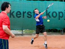 Kwartfinale eindstation voor Alban Meuffels