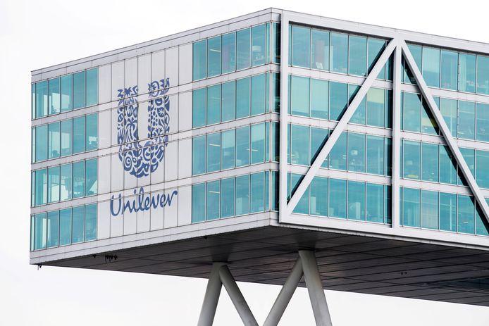 Het hoofdkantoor van Unilever.