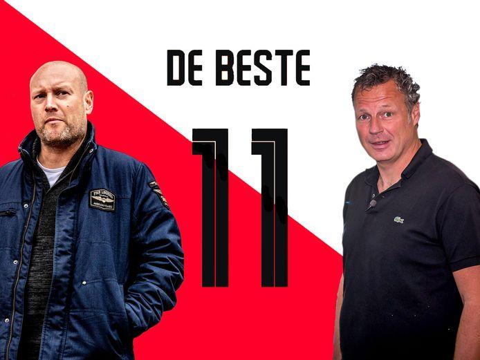 De beste elf van FC Utrecht