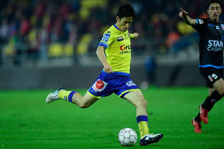 Ryota Morioka voetbalde zich op korte tijd tot een onmisbare schakel op de Freethiel.