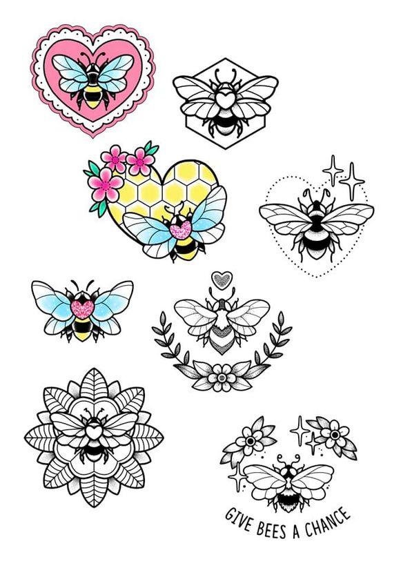 De designs van Bubblegumbitch