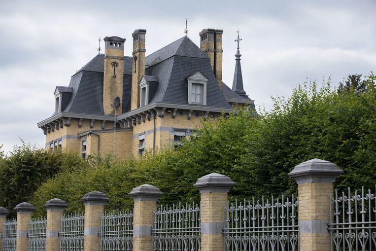 Het Kasteel van d'Aspremont-Lynden in Rekem is weer stabiel.