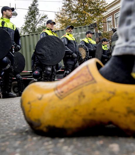 Vier aanhoudingen bij boerenprotest in Den Haag